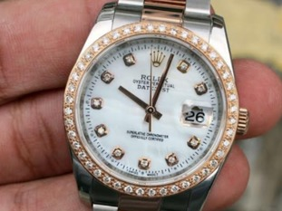 A Rolex watch stolen from Ingleby Barwick