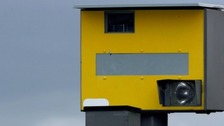 Speed cameras will be used to catch speeding drivers