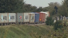 Rail experts say the cost of the freight train derailment near Ely could top £1 million.