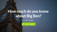 Quiz: How much do you know about Big Ben?