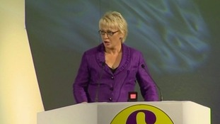 Jane Collins represents Yorkshire and North Lincolnshire in European Parliament
