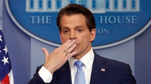 Anthony Scaramucci was another key departure from the White House