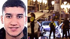 Manhunt for Barcelona van driver focuses on 22-year-old