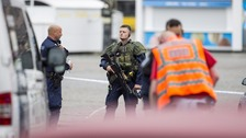 British man among injured in Finland 'terror attack'