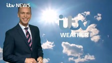 Luke Castiglione has the latest weather forecast
