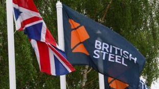 British Steel was formed just over a year ago