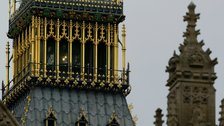 Lamp in Big Ben's tower to be switched off