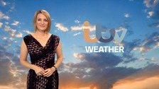 The latest weather with Ross