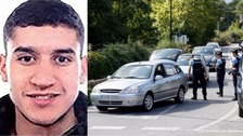 International manhunt for suspected Barcelona van driver