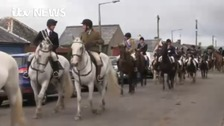 Riding of the Marches takes place in Sanquhar