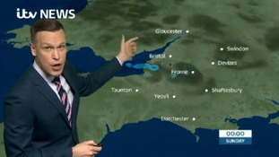 Your latest weather in the West with Luke Castiglione.