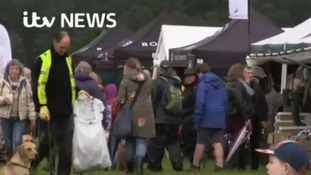 Galloway Country Fair attracts thousands