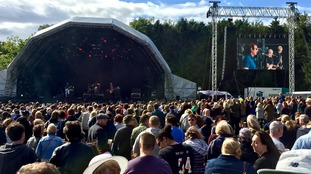 Thousands head to Sedgefield for Hardwick Live