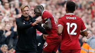 Mane wins it for Liverpool as Reds struggle against solid Crystal Palace