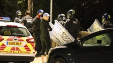 Man arrested after seven-hour siege in Worthing