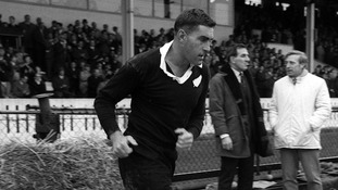 Tributes pour in for All Blacks great Sir Colin Meads following death aged 81