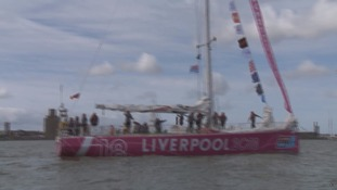 Liverpool yacht