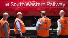 South Western Railway takes over rail franchise