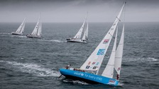 Round the world Clipper race gets under way