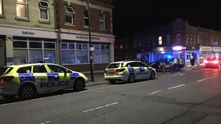 Arrests in Bournemouth after reports gun 'fired at window'