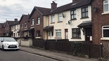 Shots fired at house 'while toddler slept' in Derry