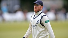 Ian Bell has decided to leave his role as Warwickshire captain.