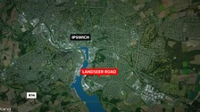 Police need to trace three teenage boys who may have seen the attack in Landseer Road