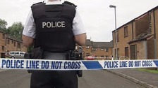 Police investigating two sudden deaths in Ballymena