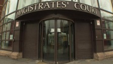 Library picture: Nottingham Magistrates' Court