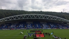 Win for Huddersfield in first home Premier League game