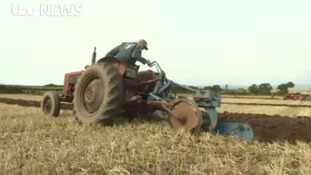 Charity ploughing match raises money for Cumbrian family