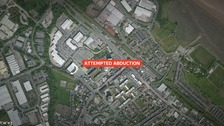 Man, 50, arrested after attempted abduction of girl, 3