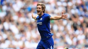 Premier League: Tottenham 1-2 Chelsea - Alonso double sees Spurs woes continue at Wembley