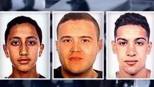 Suspects Moussa Oukabir, Mohamed Hychami and Said Aallaa are believed to have been killed.