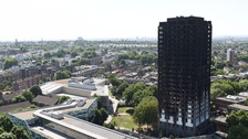 Grenfell resident fears bidding war for new homes