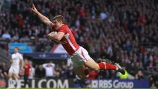 Seven Welsh sporting moments to cherish in 2012