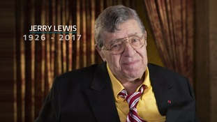 Jerry Lewis has died aged 91.