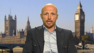 Matt Dawson needed heart surgery after contracting Lyme disease.