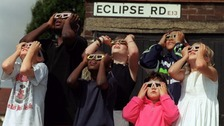 Where and how to watch the partial solar eclipse in the UK