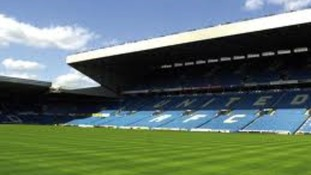 Leeds United's Elland Road stadium