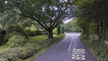Cyclist in 'critical condition' after crash