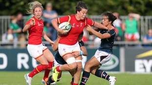 2017 Women's Rugby World Cup: Wales name unchanged team for Canada clash