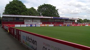 Stevenage FC are 'investigating'.