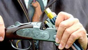 Shotguns and 300 cartridges stolen from activity centre