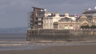 North Somerset Council and the Environment Agency have advised against bathing at Uphill & Weston beaches.