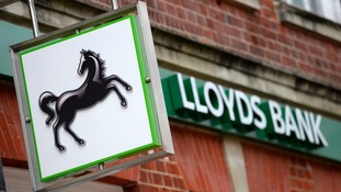 Catrin Hedges was denied a Lloyds student account at a branch in Swansea