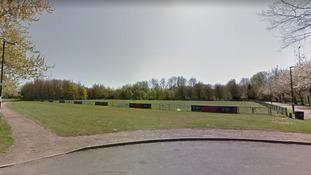 Eslington Park in Gateshead