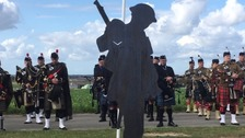 Commemorations to remember the Kings Own Scottish Borderers