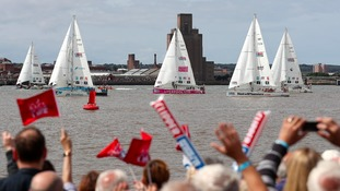 Yorkshire folk among hundreds involved in 11th Clipper Round the World Yacht Race