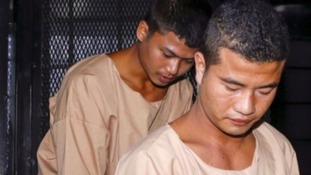 Wai Phyo, also known as Win Zaw Htun, and Zaw Lin have denied killing David Miller and Hannah Witheridge on Koh Tao in September 2014.